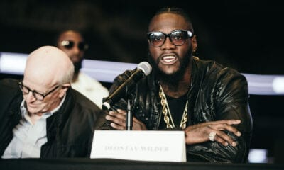 Deontay Wilder Turns 35 Amid Questions Of What's Next?