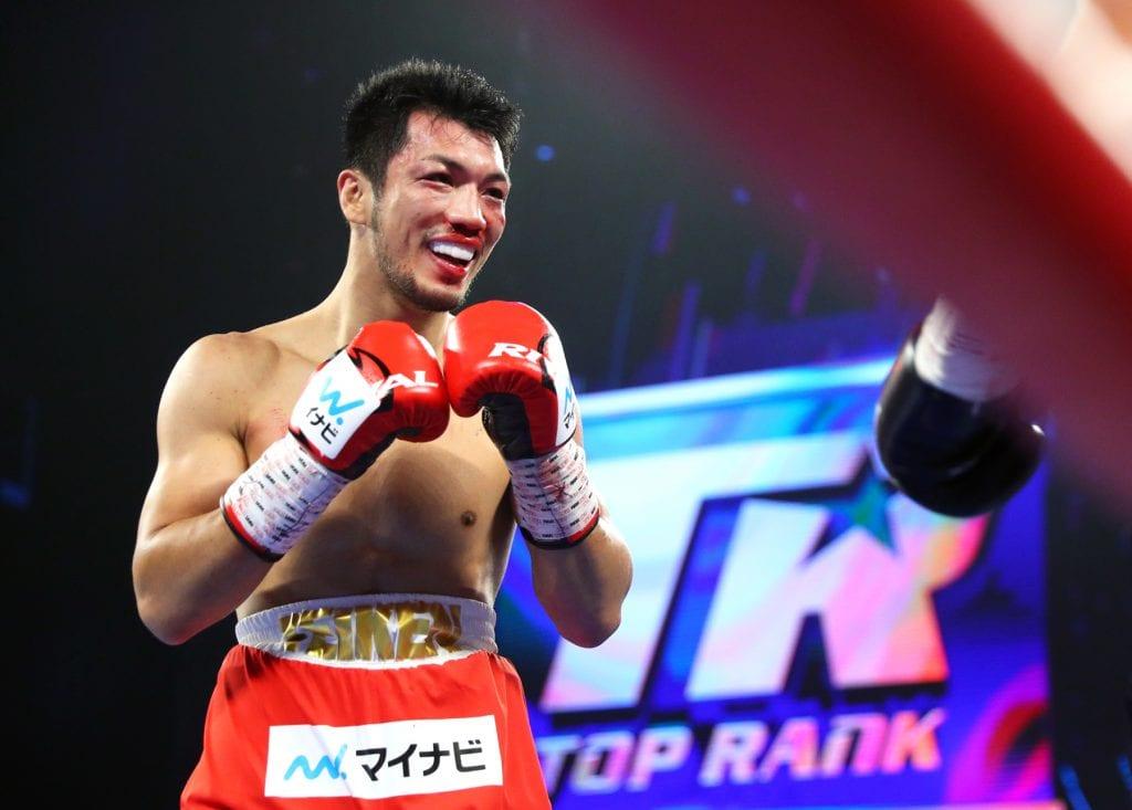 Ryota Murata New 'Super' Champ at 160