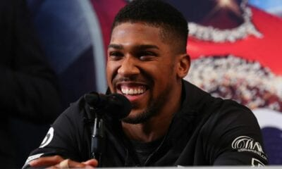 Anthony Joshua Title Defense Will Have Some Fans