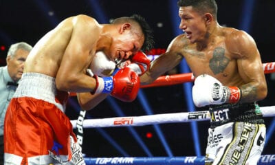 Miguel Berchelt-Oscar Valdez Back On For January