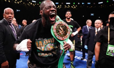 Fury-Joshua Fight Back In Doubt As Wilder Wins Rematch Arbitration