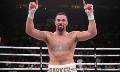 Joseph Parker Won Lackluster Decision Saturday night