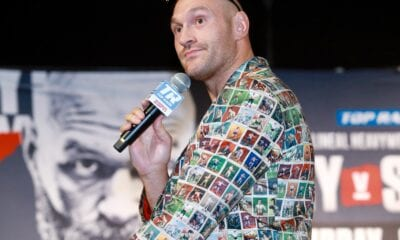 Tyson Fury To Be Part Of BT Sport Saturday Night Coverage