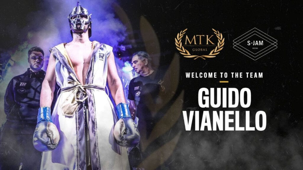 Vianello to be co-managed by MTK Global, S-Jam Boxing | Big Fight