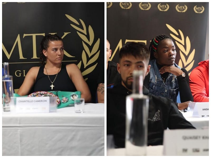 MTK Fight Night Brentwood Centre Final Presser Quotes | Big Fight
