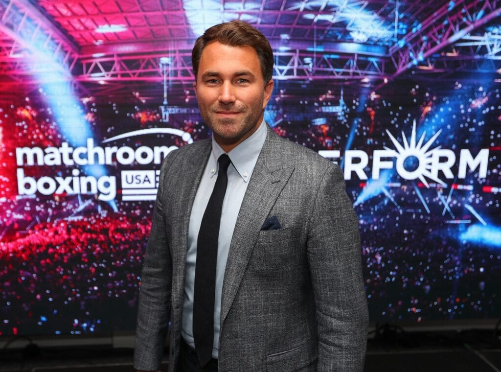"""Hearn Maintains Joshua-Fury Still On- """"I Will Get It Done"""""""