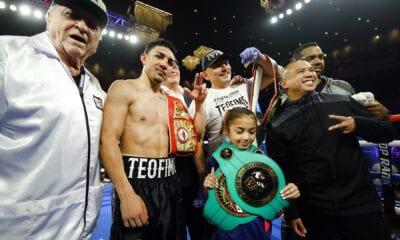 Report- Teofimo Lopez-George Kambosos Won't Happen In August