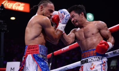 Manny Pacquiao Countersued Paradigm Sports