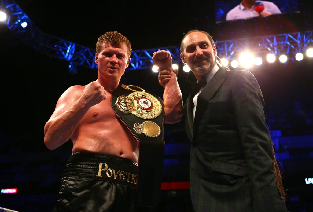 Decade Long Contender Povetkin Looks To Capitalize Again