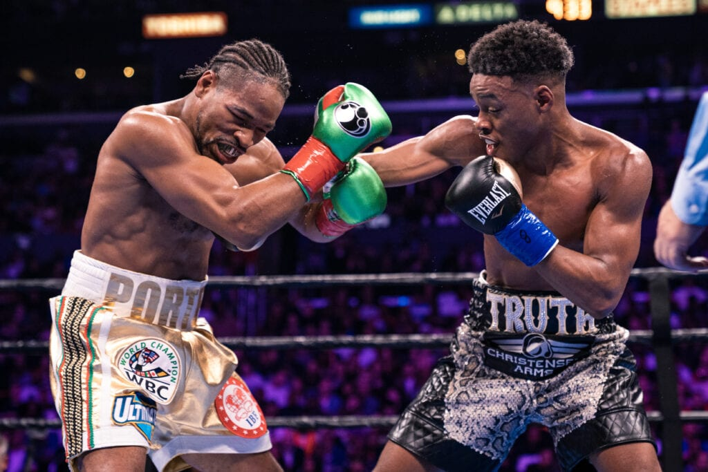 """Spence On Not Fighting Tune Up- """"Wouldn't Have Been 100% focused"""""""