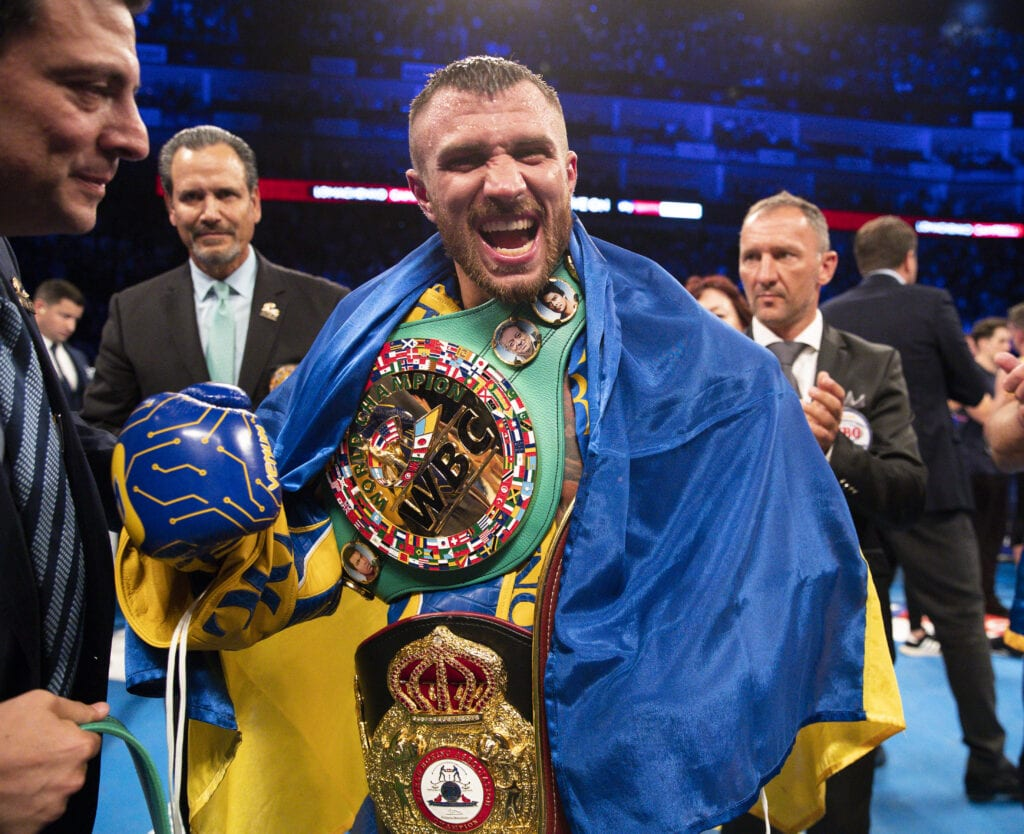 "Lomachenko- Saturday Lopez Showdown ""Will Be Historical"""