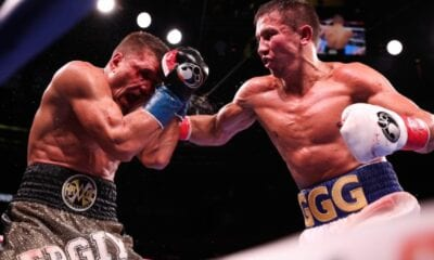 Can Golovkin Turn Back Time Closing Out 2020?