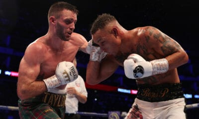 Report- Josh Taylor battle with Jose Ramirez set for May