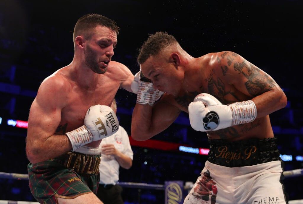 Report- Josh Taylor battle with Jose Ramirez set for May
