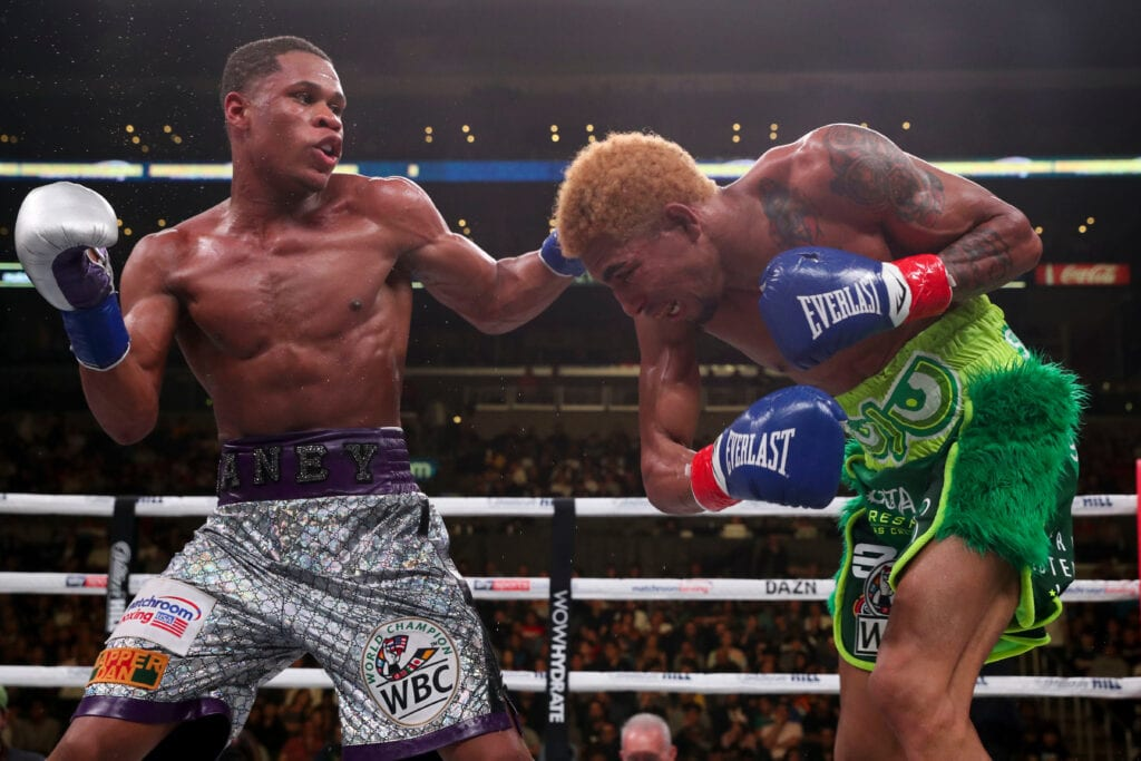 """DAZN's Mora On Devin Haney- """"Everyone Wants To See Big KO"""""""