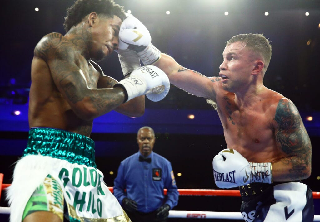 "Carl Frampton On Title Challenge With Herring- ""I'll Retire If I Lose"""