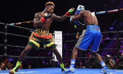 "Jermell Charlo Sounded Warning Tuesday- ""I'm Dangerous"""
