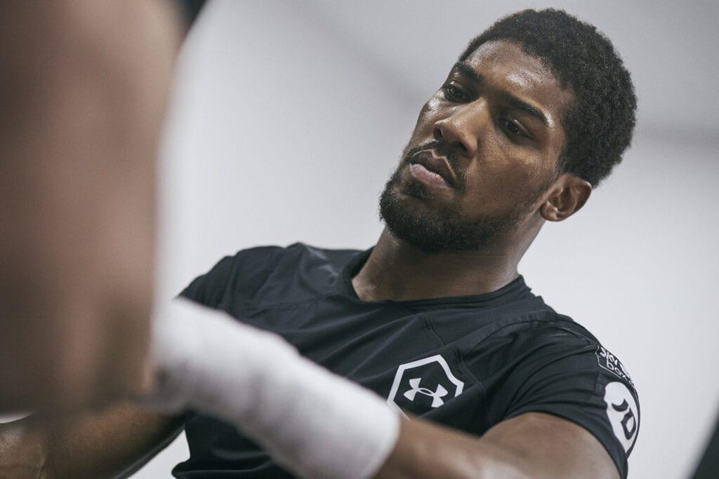 """Anthony Joshua On Fury - """"Let Whole Boxing World Down"""""""