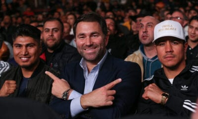 """Hearn Laments Failed Joshua-Fury Fight- """"Whole Thing Absolutely Stinks"""""""