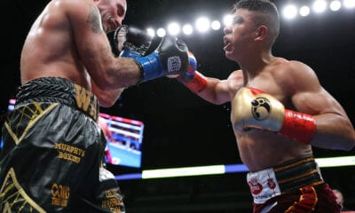 Report- Jaime Munguia-Sulecki Fight Off Yet Again