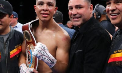 Report- De La Hoya's Golden Boy Promotions Flirting With Triller