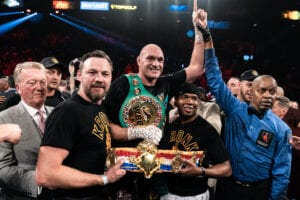Tyson Fury Sends Encouragement After UK Latest Lockdown Order