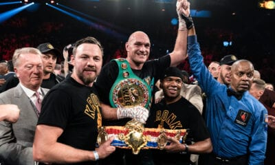 "Tyson Fury Fires Back At Wilder- ""He'll Never Get Shot At Me- Finished"""