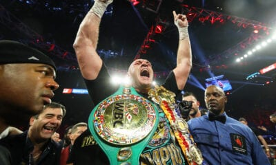 Tyson Fury-Deontay Wilder III Made Offical
