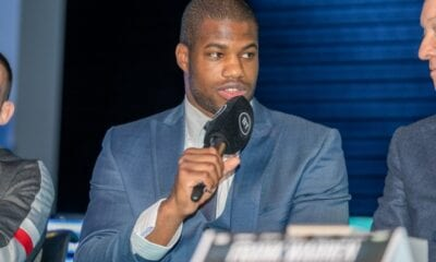 Daniel Dubois-Joe Joyce Met Media For Final Time Thursday