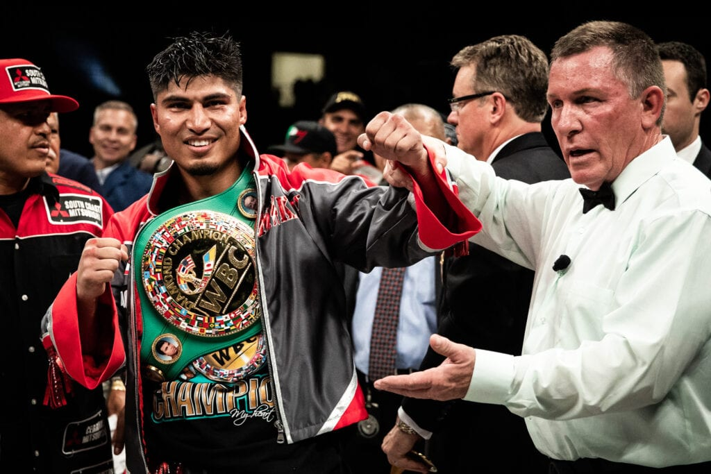 Report - Who Asked For Mikey Garcia In Fresno?