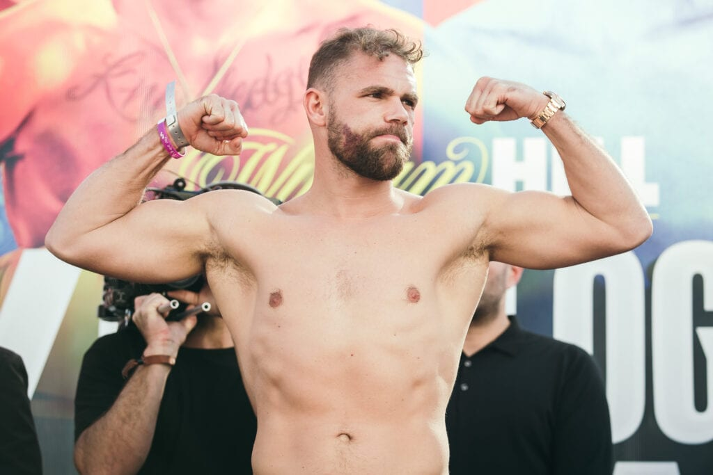 Billy Joe Saunders Threatens To Not Fight Canelo- Ryder Replacing?