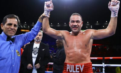 "Don't Discount Kubrat Pulev's ""Puncher's Chance"" Saturday"