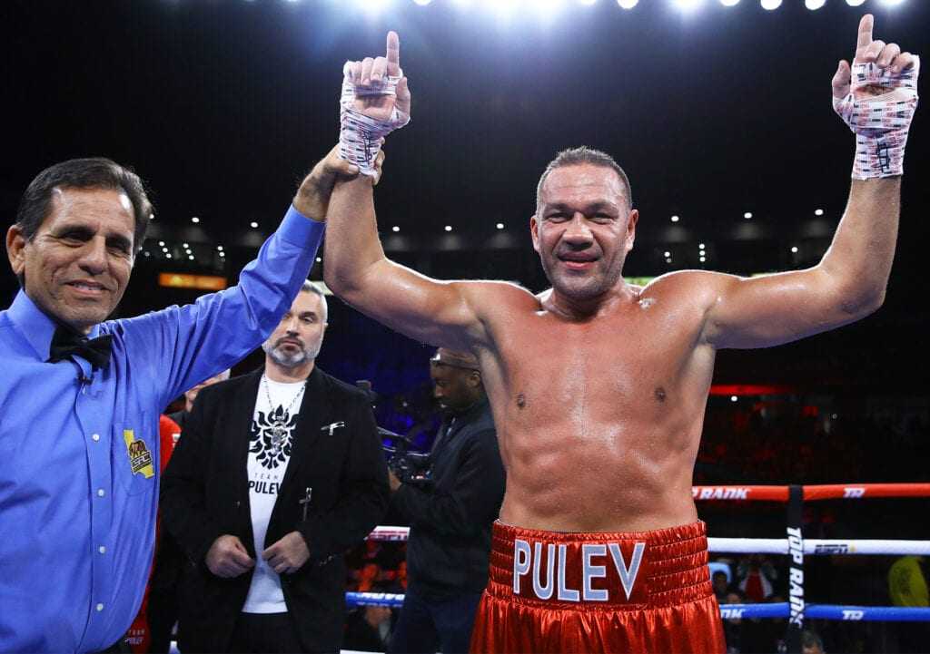 """Don't Discount Kubrat Pulev's """"Puncher's Chance"""" Saturday"""