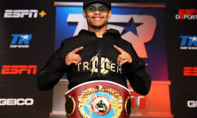 Shakur Stevenson To Headline Top Rank December Show