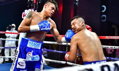 Navarrete Looks To Add WBO Featherweight Title Friday Night