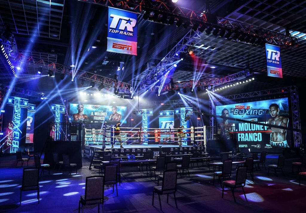 Report- Sky Sports Strikes Multi-Year Deal with Top Rank Boxing