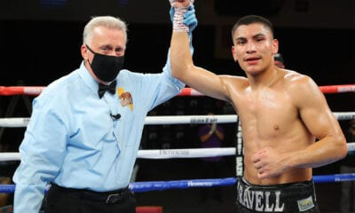 Golden Boy Makes Ortiz-Hooker Official For March in Texas