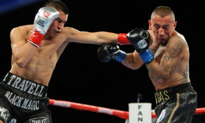 Vergil Oritz Headlines Three Prominent Fight Card Saturday