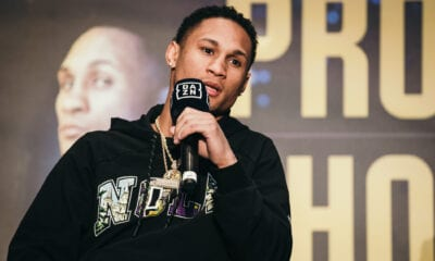 Saturday PBC Debut Not Only Excitement For Regis Prograis