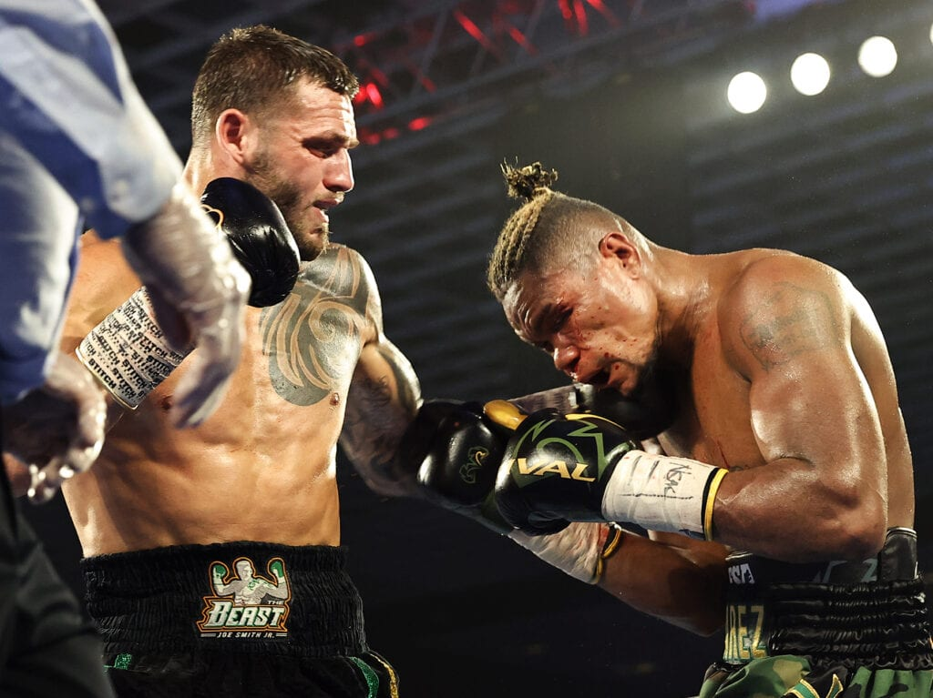 Report- Joe Smith Looking At WBO Defense With Daniel Jacobs
