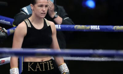 Katie Taylor Ready to Retain In Leeds