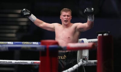 Povetkin Withdraws From Whyte Fight Due To COVID