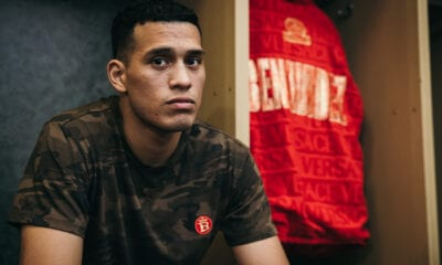 Benavidez Promises Caleb Plant Gets KO-ed By Canelo Or Him