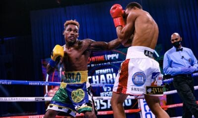 Jermell Charlo Reveals IBF Hasn't Sent Him His Belt