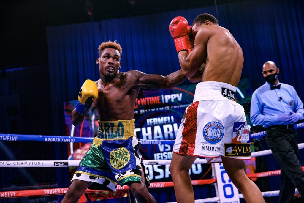 Jermell Charlo Speaks On Staying At 154