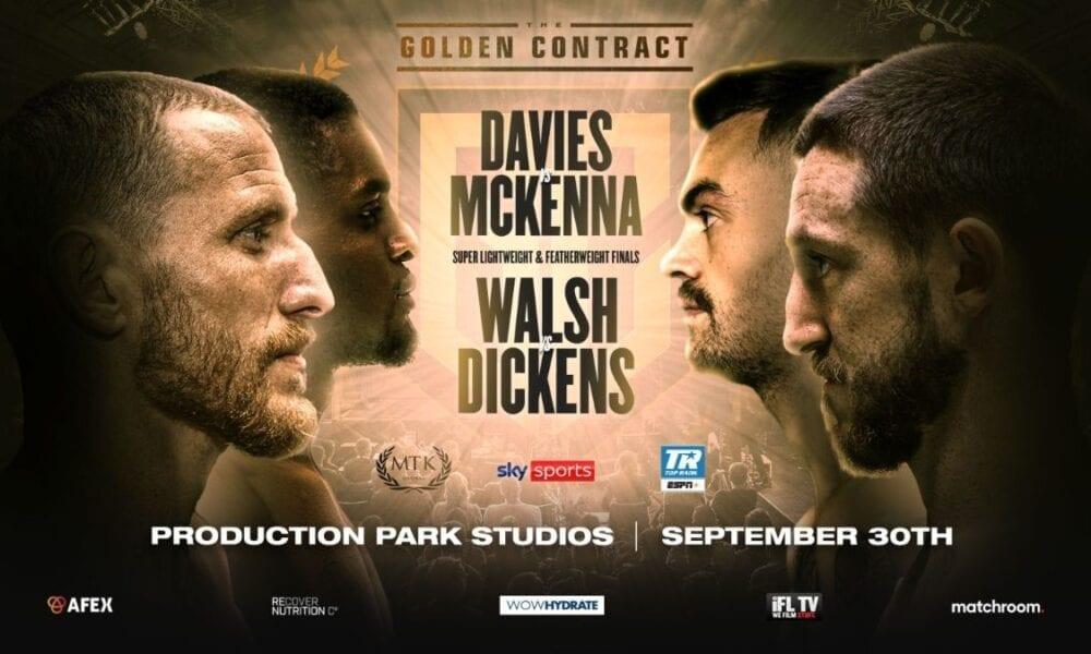 Golden Contract