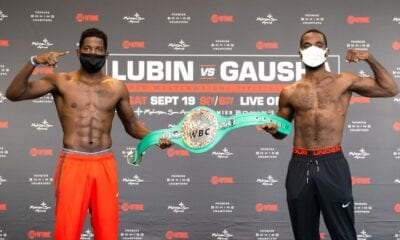 Lubin Gausha Weigh in Photo Friday