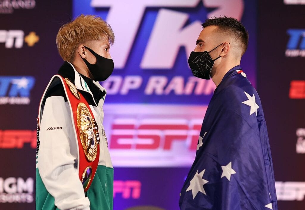 """Can Jason Moloney Withstand """"The Monster?"""""""