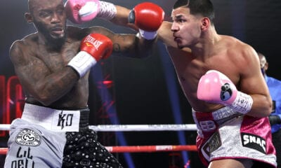 Edgar Berlanga Looks To Continue Amazing First Round KO Streak