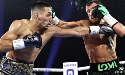 Triller announced Teofimo Lopez Card Ticket Info And Concert Artists